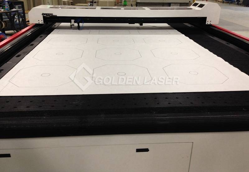 laser cutting for filter cloth