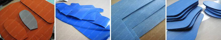 laser cutting industrial fabric