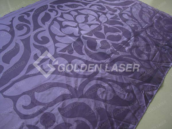 laser engraving fabric