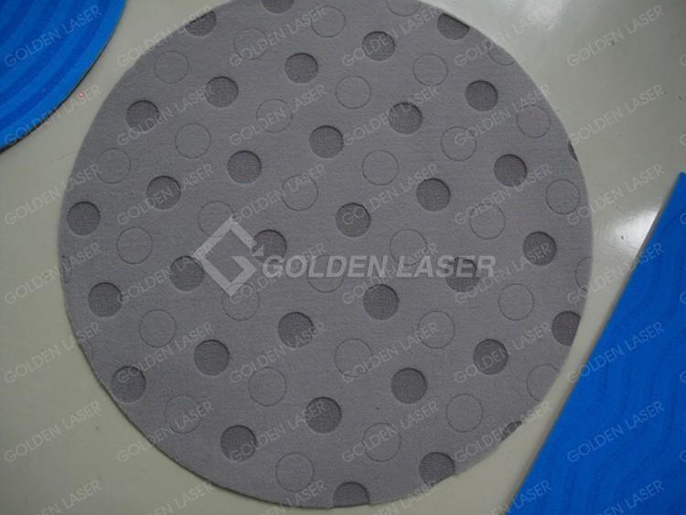 laser engraving carpet mat