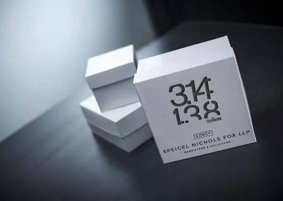 Laser engraving paper packaging box, to create a unique brand memory
