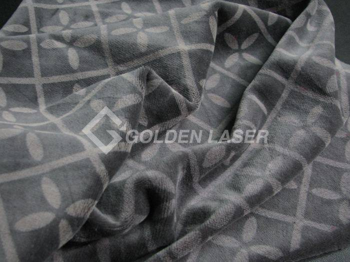 laser etching fabric