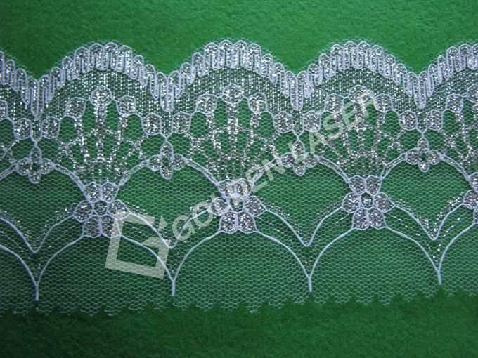 laser lace cut