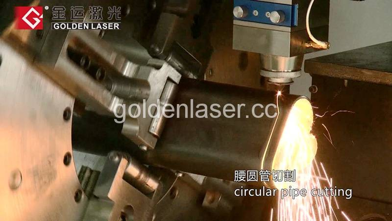 laser metal pipe cutting machine 7