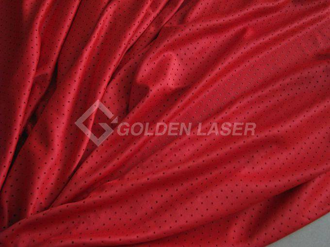 Fabric Laser Perforation