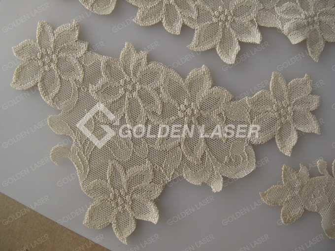lazer cutting lace