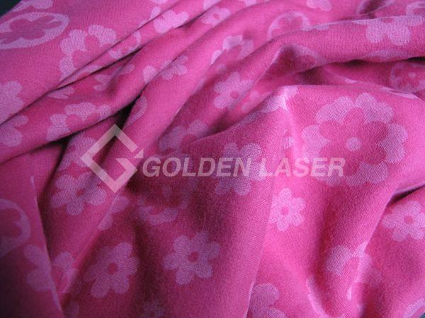 lazer engraving textile