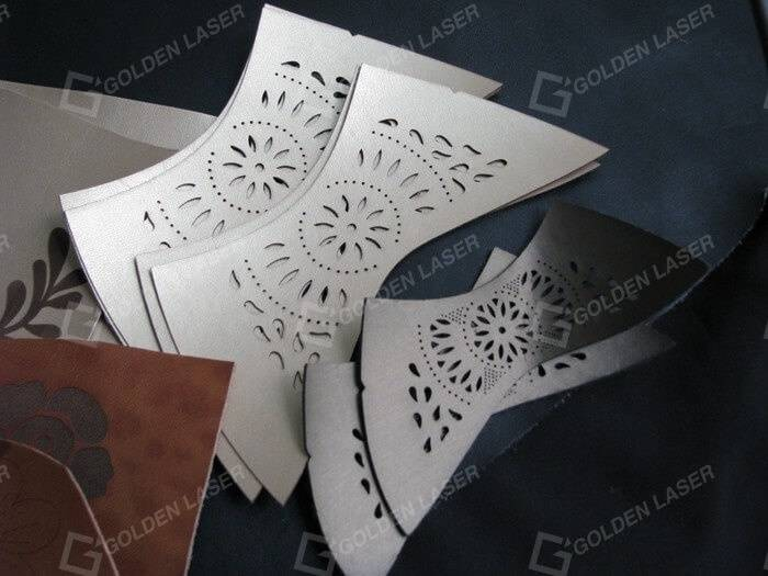 leather laser cutting engraving