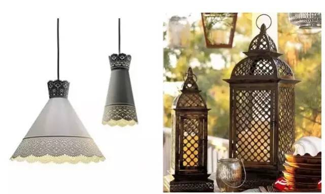 lighting ornaments