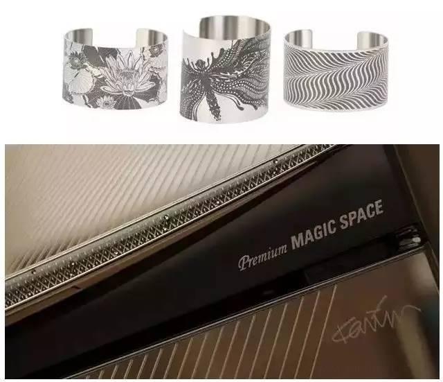 metal laser engraving