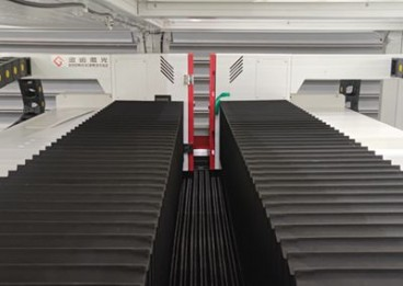 This Laser Cutting Machine Doubles the Processing Efficiency
