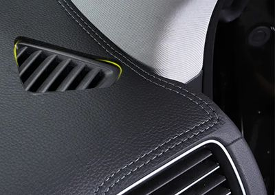 Laser cutting car dashboard light-proof pads provide protection for your car