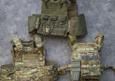 Laser Cutting Technology on Military Tactical Gear