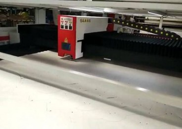 Textile in Automobiles and its Laser Cutting Process