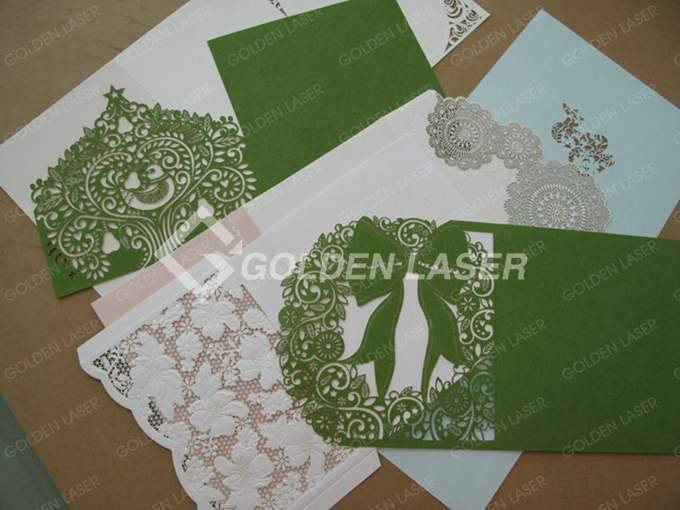 Paper Wedding Invitation Cards