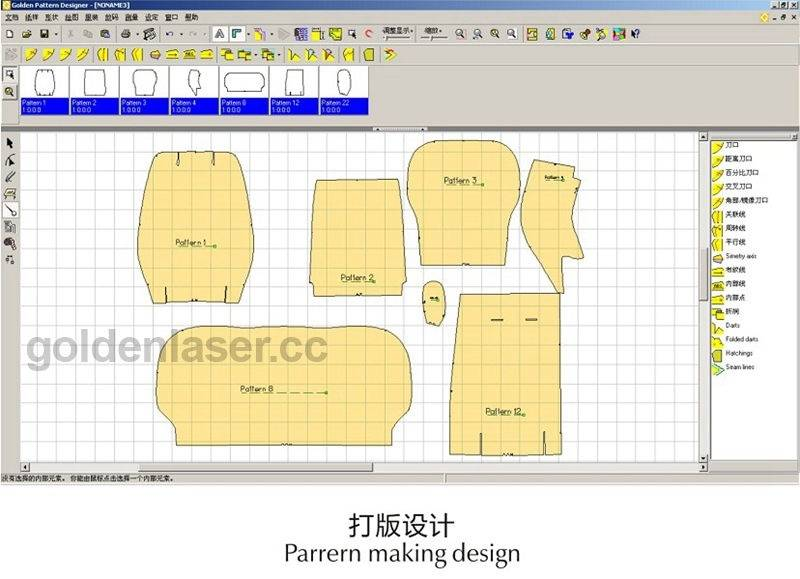 pattern making design