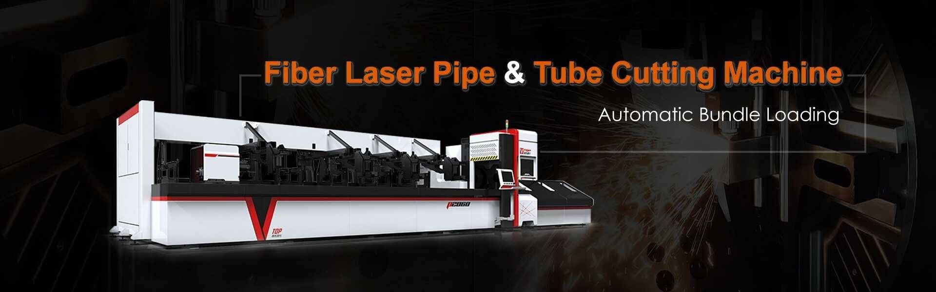 pipe and tube fiber laser cutting machine-banner