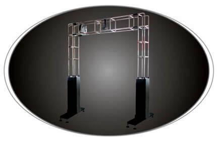 recognition, pattern digitizing steel frame