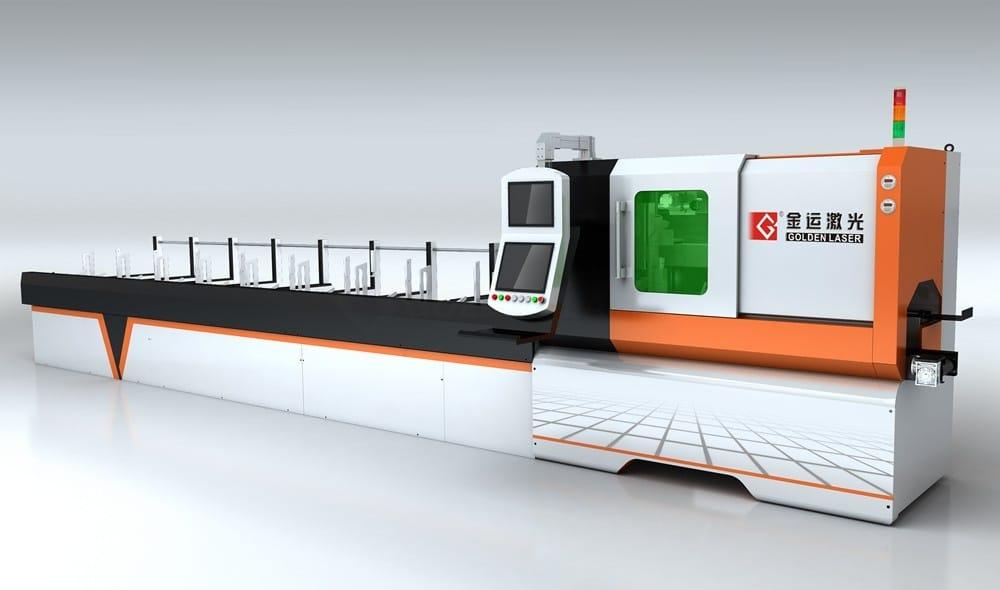 round tube fiber laser cutting machine