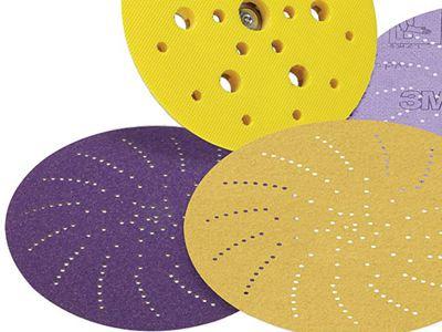 sandpaper sanding disc