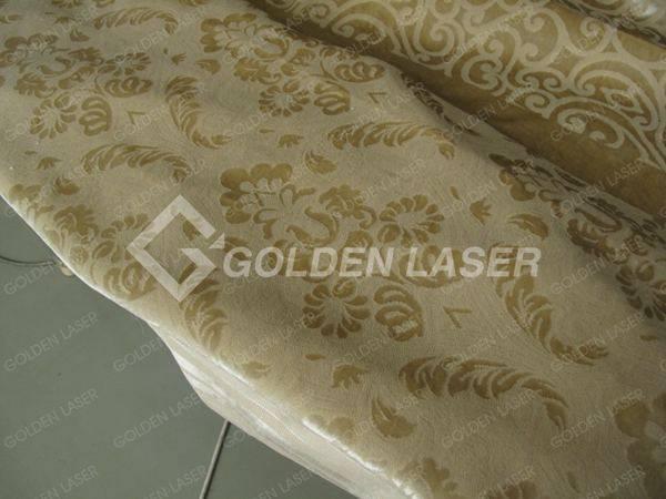 textile laser engraving