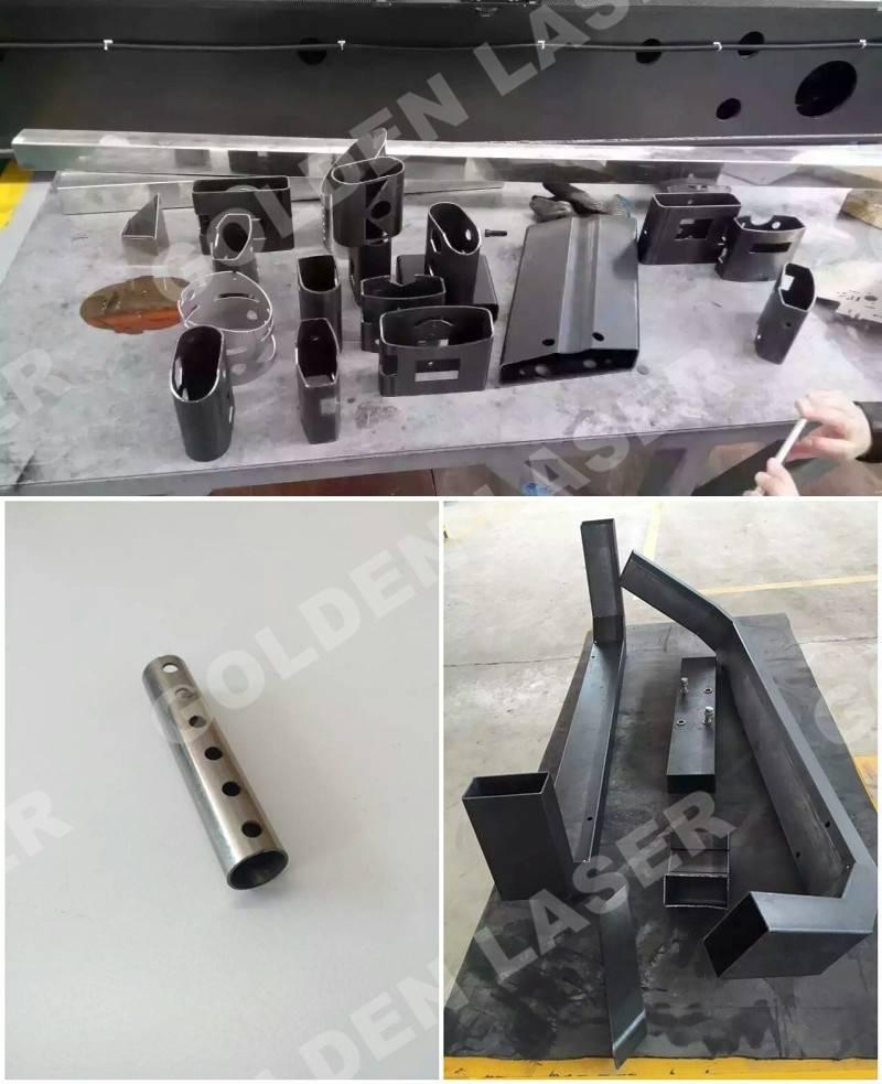 buis lasersnijden samples