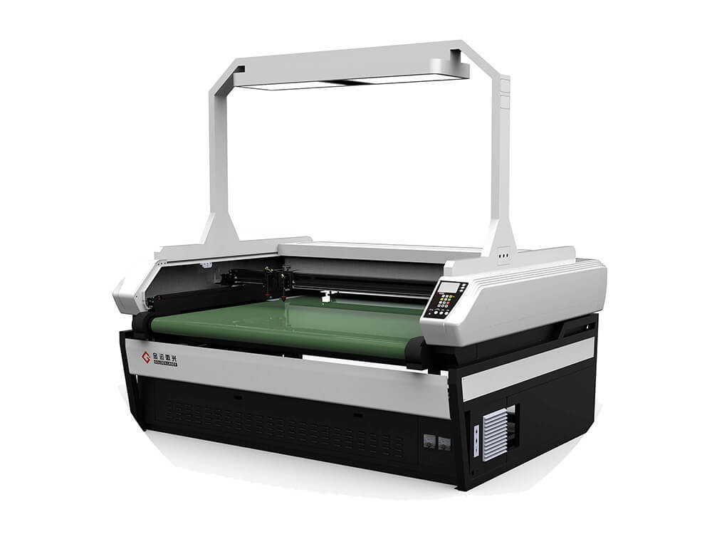 vision laser cutter with camera