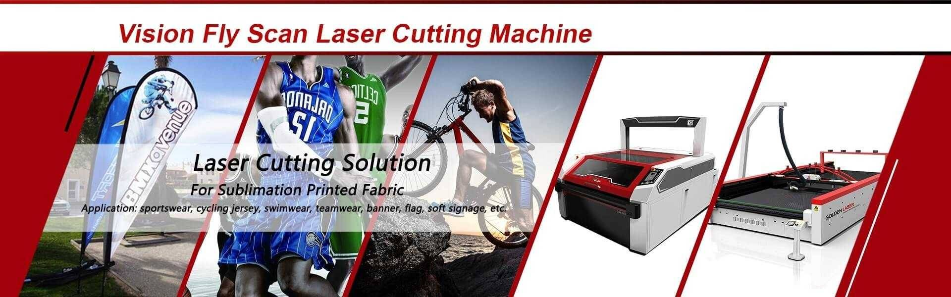 vizion laser cutting machine-SGIA banner