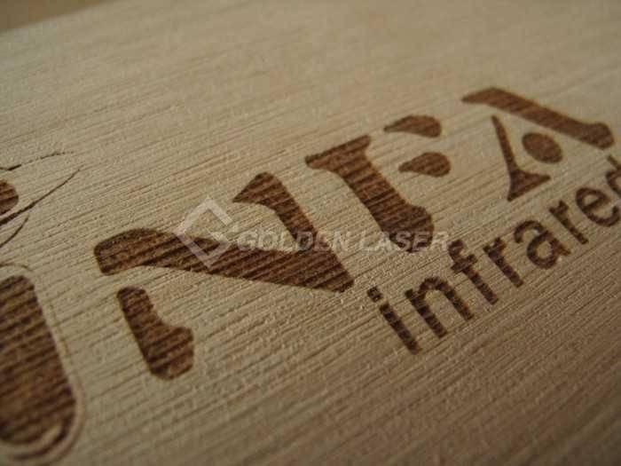 wood laser engraving